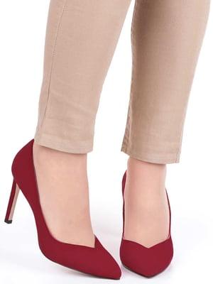 Туфли красные | 5207219