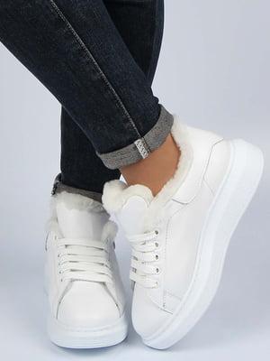 Кроссовки белые | 5207258