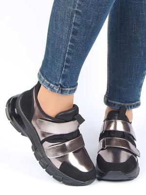 Кроссовки черные | 5207262