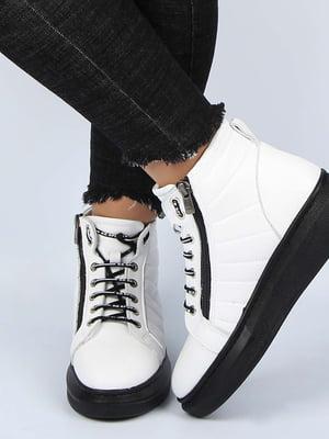 Ботинки белые | 5207265