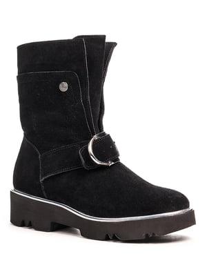 Ботинки черные | 5202901