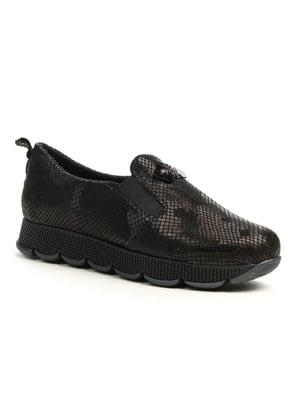 Туфлі чорні | 5201500