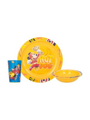Набор посуды (3 предмета)   5205560