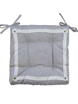 Подушка на стілець (40х40 см)   5206911