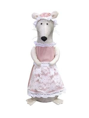 Декоративна іграшка «Мадам Сірка» (30х10 см)   5207054