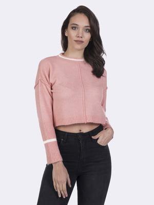Джемпер розовый   4403622
