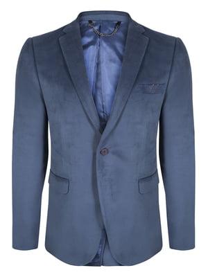 Пиджак синий | 4418555