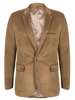Пиджак горчичного цвета | 4418559