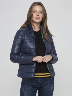 Куртка синя | 4622080