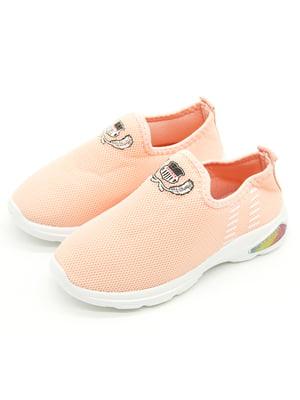 Кроссовки розовые | 5208155