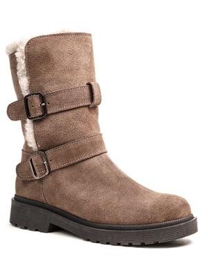 Ботинки коричневые | 5202807