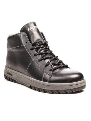 Ботинки черные | 5202809