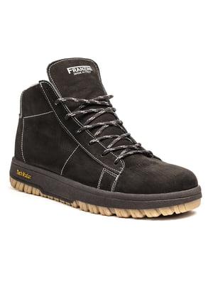 Ботинки черные | 5202808