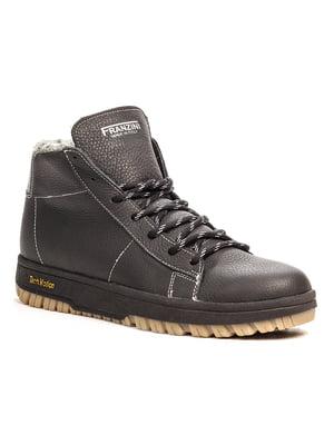 Ботинки черные | 5202810