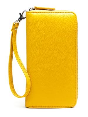 Кошелек желтый   5202982