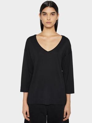 Пуловер черный | 5201472