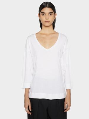 Пуловер белый | 5201473