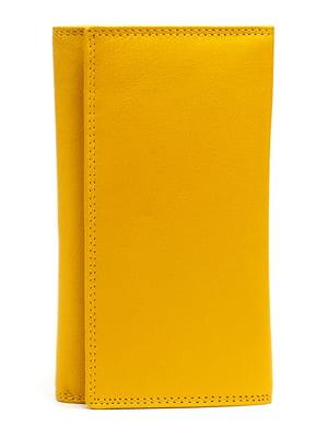 Кошелек желтый   5202118