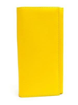Кошелек желтый   5202990