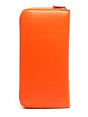 Кошелек оранжевый | 5202988