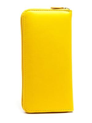 Кошелек желтый   5202985