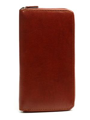 Гаманець коричневий | 5202976