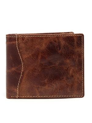 Гаманець коричневий | 5202107