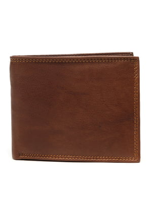 Гаманець коричневий | 5202096