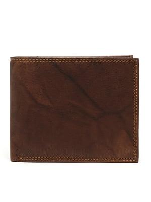 Гаманець коричневий | 5202093