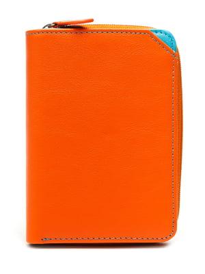 Кошелек оранжевый | 5202133
