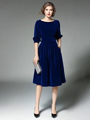 Сукня синя | 5209243