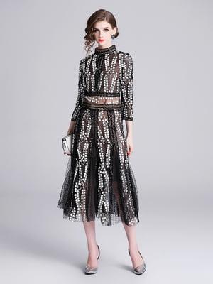 Платье черное | 5209396