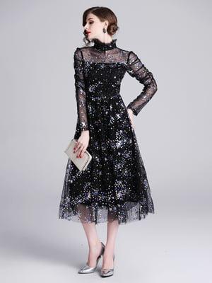 Платье черное | 5209419
