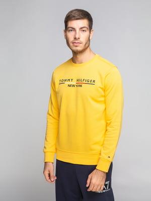 Свитшот желтый | 5204852