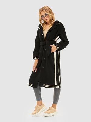 Пальто чорне | 5209537