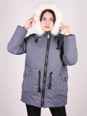 Куртка серая | 5204936