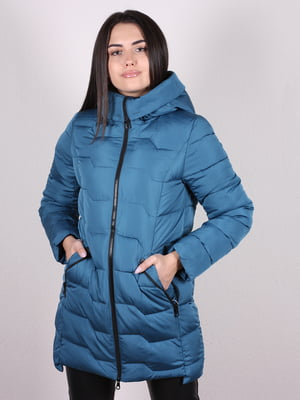 Куртка синяя | 5204970