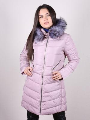 Пальто розовое | 5204993