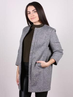 Пальто серое | 5205131