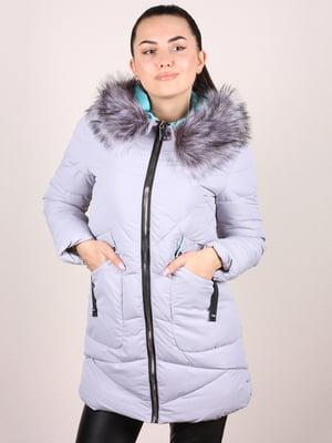 Пальто серое | 5205222