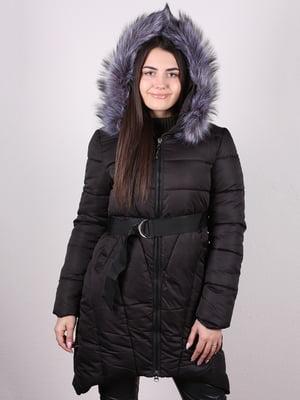 Пальто черное   5205224