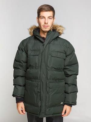 Куртка кольору хакі | 4770525