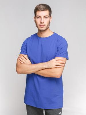 Футболка синя | 5091966
