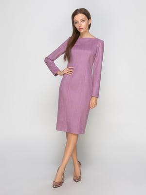 Сукня бузкового кольору   5204907