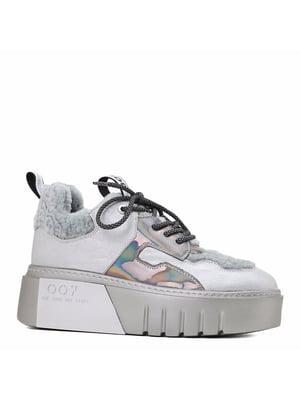 Ботинки белые | 5209778