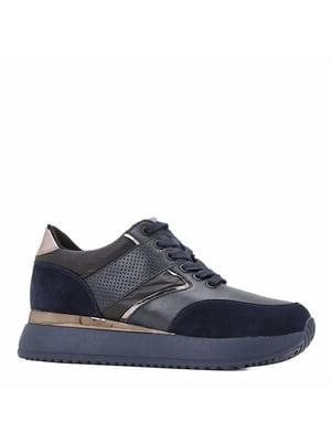 Кроссовки синие | 5209779