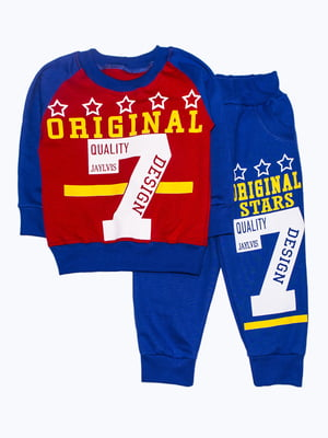Комплект: джемпер і штани   5210286