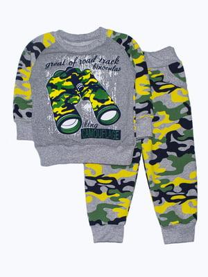 Комплект: джемпер и брюки | 5210449