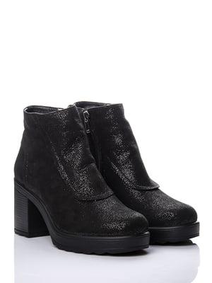 Ботинки черные | 4625266