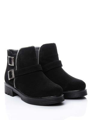 Ботинки черные | 4738537